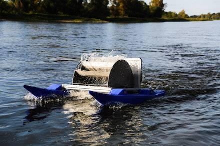WAVER – mobile Trinkwassergewinnung